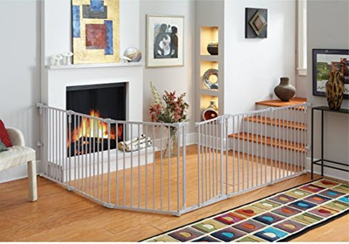 North States Superyard 3 in 1 Metal Pet Gate Pros Cons