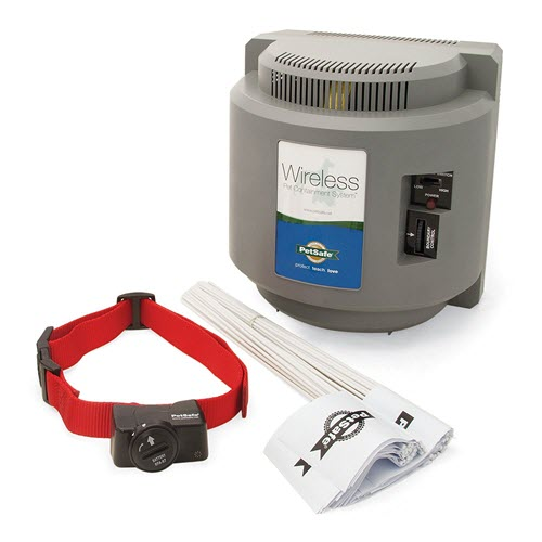 PetSafe PIF-300 Wireless Pet-Containment System Product Review
