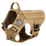 ICEFANG Tactical Dog Harness - K9 Working Dog Vest