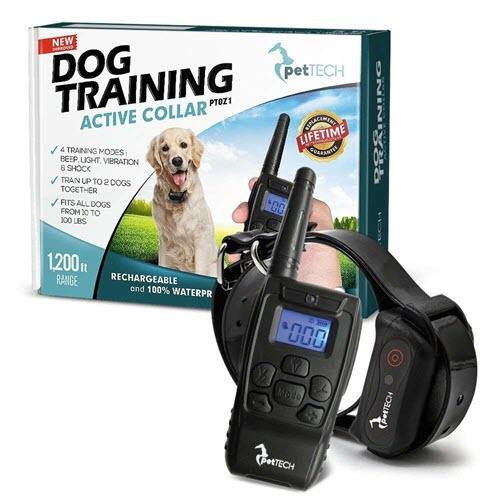PetTech PT0Z1 Premium Dog Training Shock Collar Review
