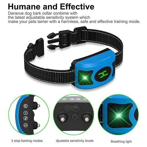 Rechargeable Anti Dog Bark Collar 2019 Review
