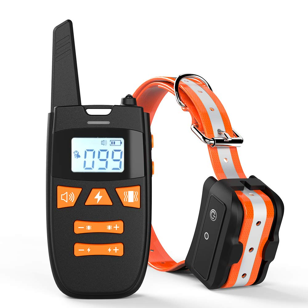 Best New Dog Shock Remote Training Collars 2019 Reviews
